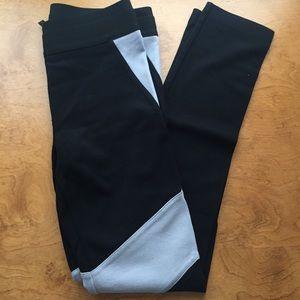 BCBGMaxAzria Fallon pointe leggings